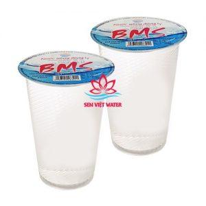 nước uống đóng ly bms 240ml