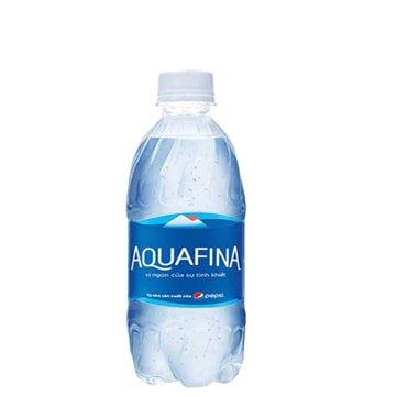 nước tinh khiết aquafina aquafina 355ml rp4c