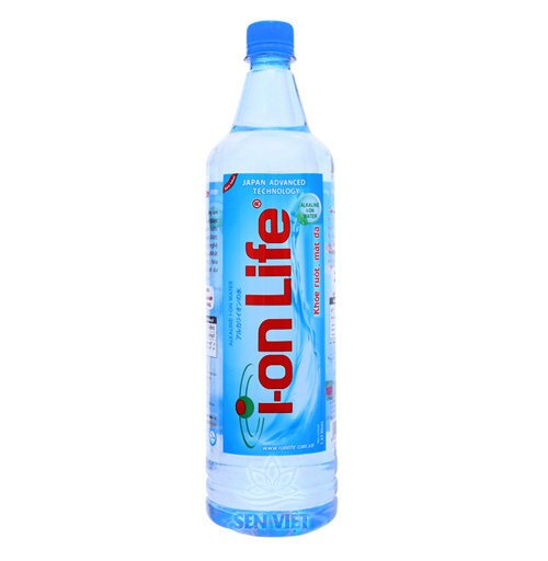 ion life nuoc ion life 1250ml