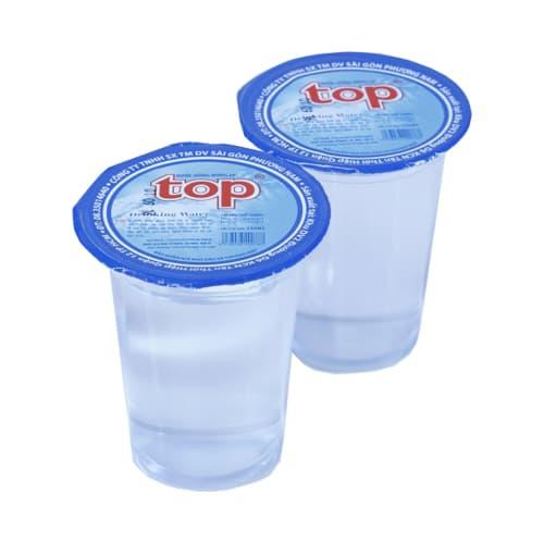 Nước uống đóng ly TOP 230ml