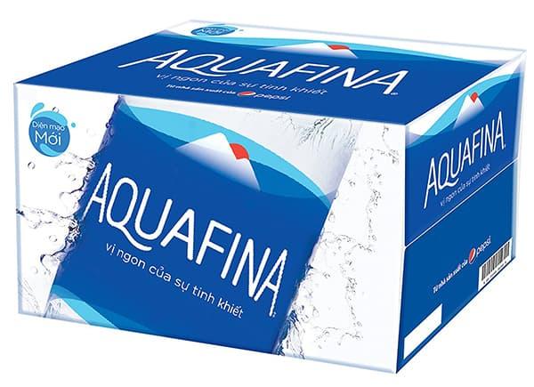 Thùng 24 chai Aquafina 500ml