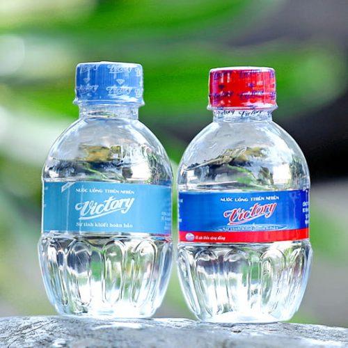 nước suối ly victory 250ml gef52