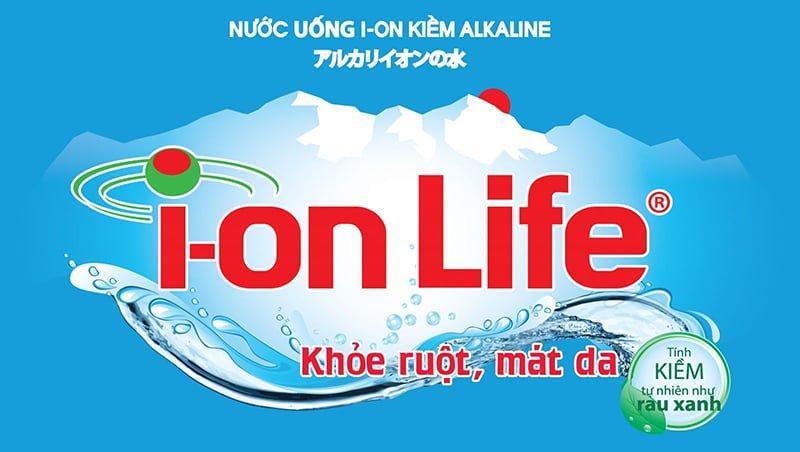 ion Life - Khỏe ruột mát da