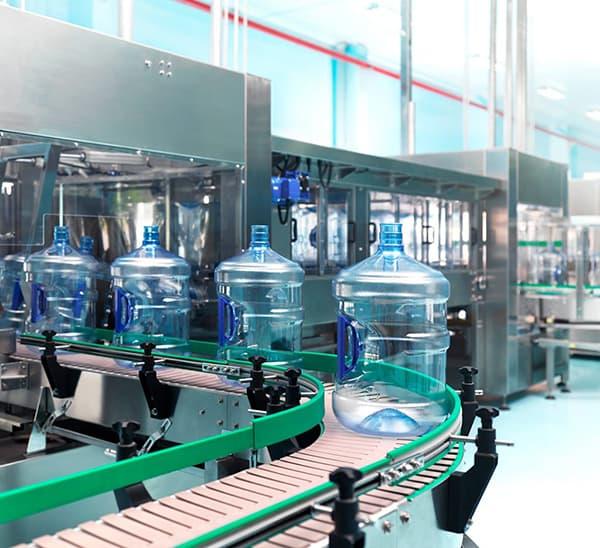 Dây chuyền sản xuất nước đóng bình Satori 20 lít