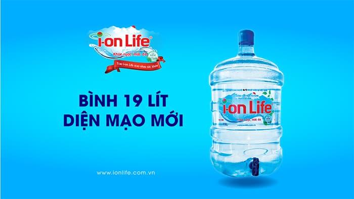 ion life ion Life 19l bo mang co