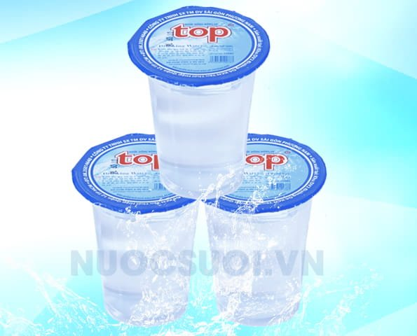 nước suối ly nuoc suoi dong ly top 230ml hk7b
